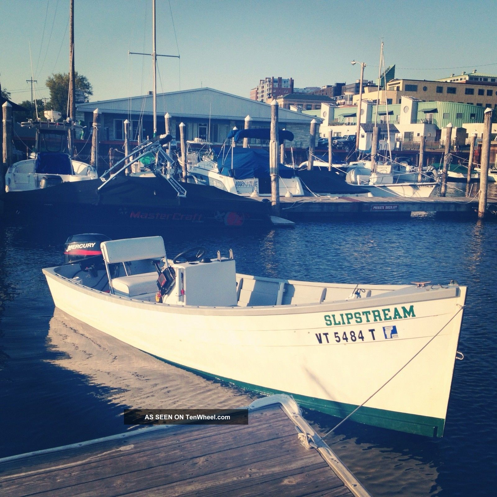 2000 Long Point Skiff (fishing And Pleasure Skiff) Other Powerboats photo