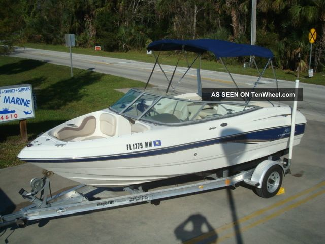 2005 Chaparral 190 Ssi Runabouts photo