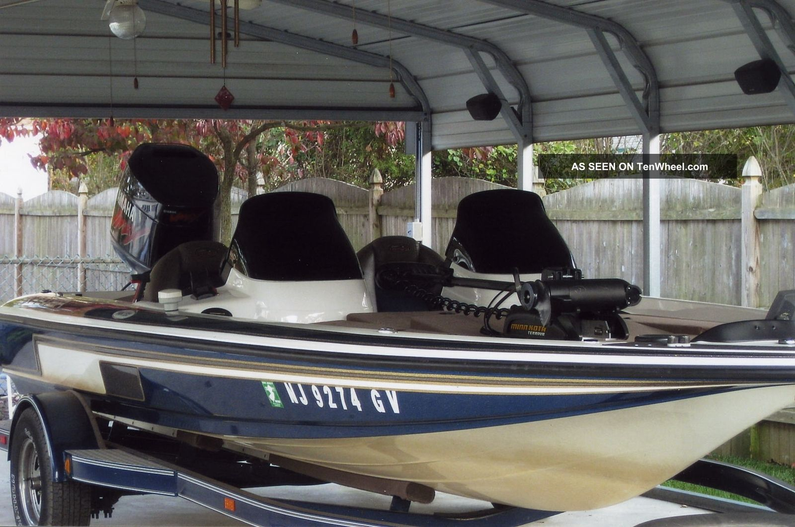 2004 Skeeter Tzx190 Bass Fishing Boats photo