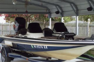 2004 Skeeter Tzx190 photo