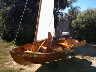 1996 Shellback Dinghy photo