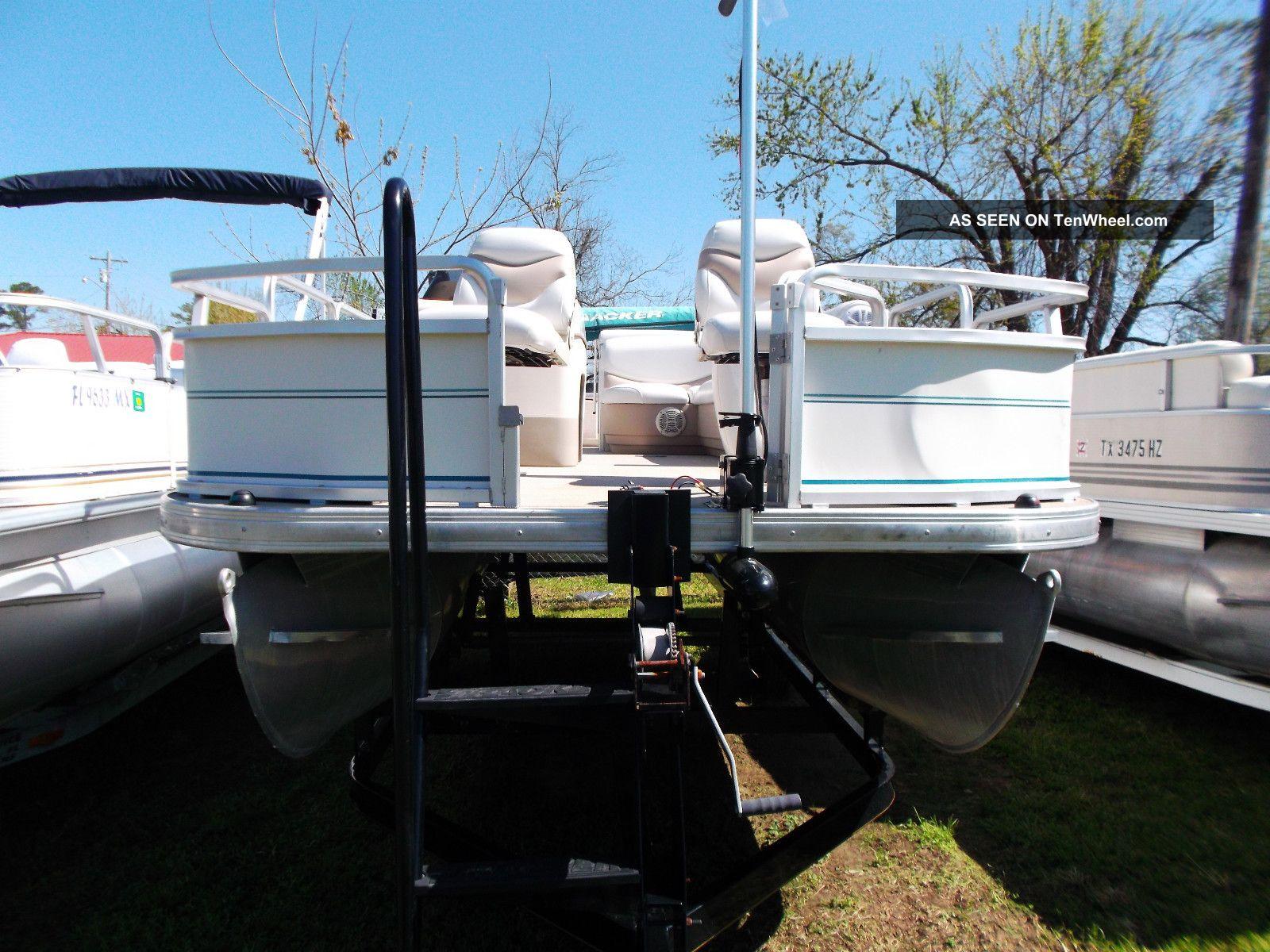 2005 sun tracker 21 coastal fishing for Fishing deck boats