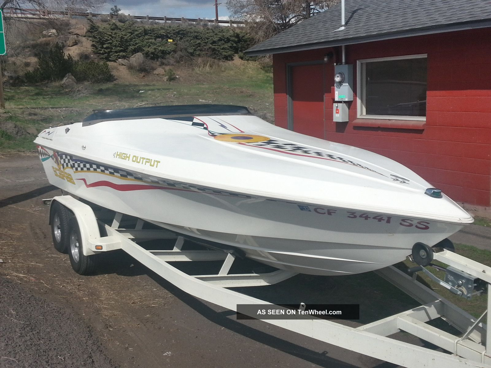 1995 Wellcraft Scarab Other Powerboats photo