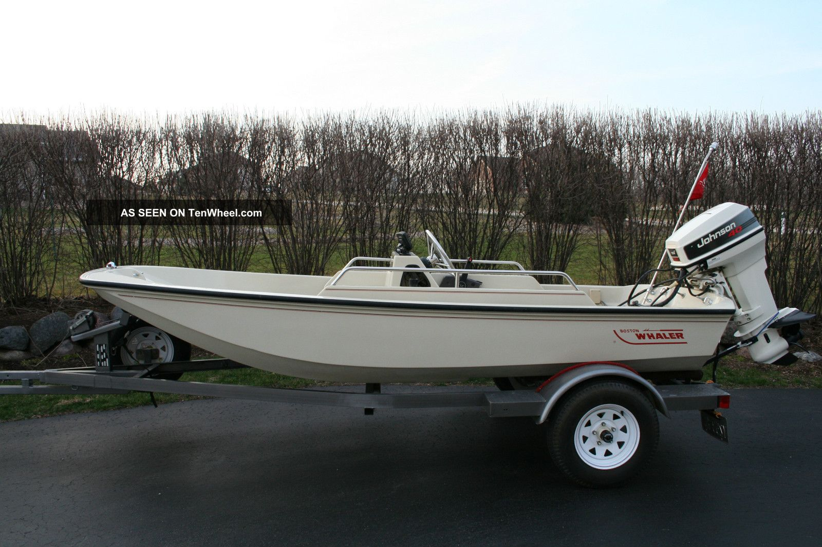 1993 Boston Whaler Gls
