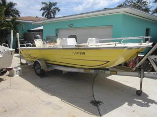 1993 Grand Skiff 20 Gs photo