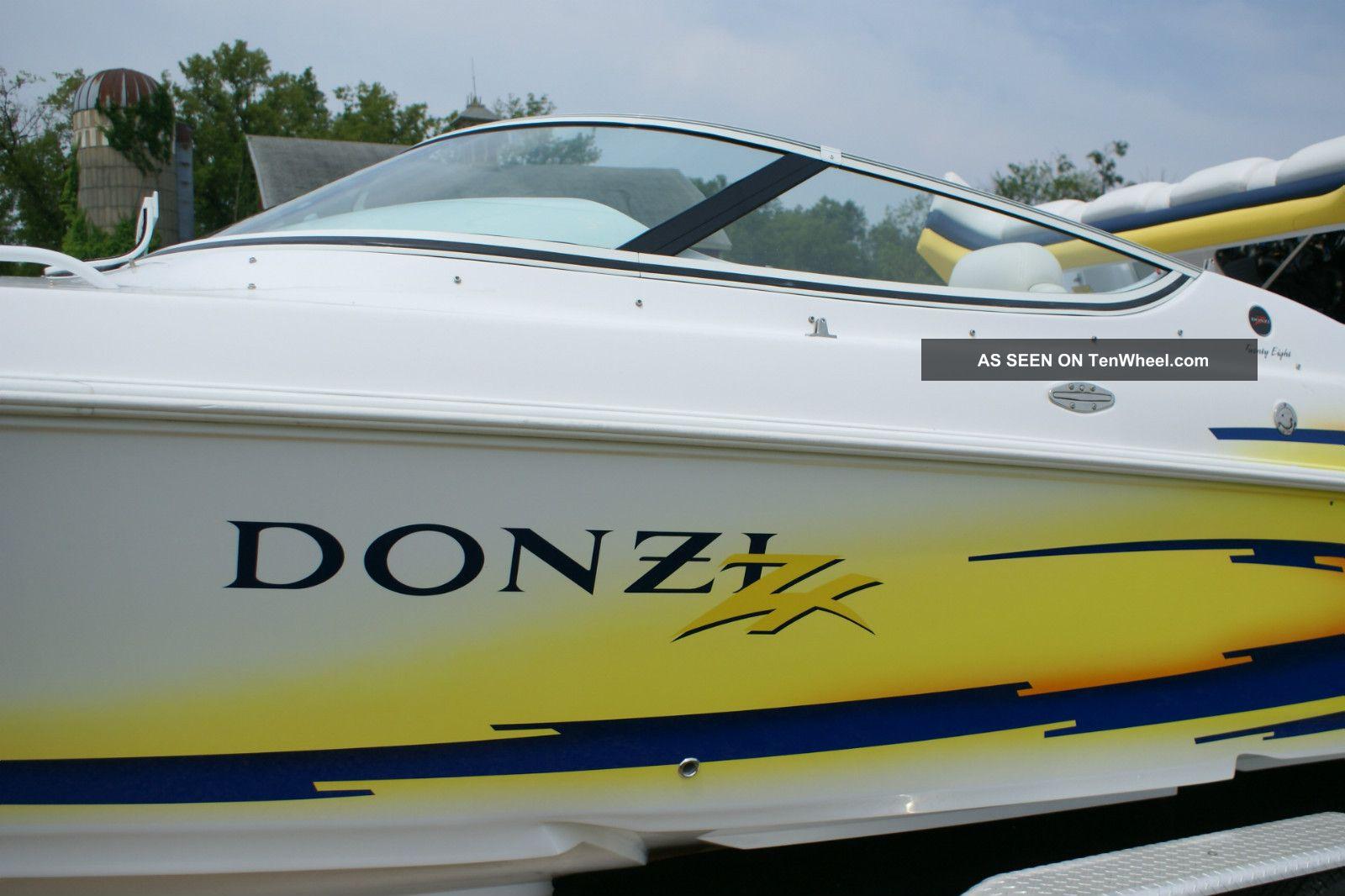 2005 Donzi 28 Zxo Other Powerboats photo