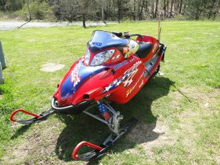 2003 Arctic Cat Firecat F7 photo