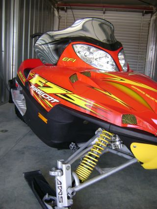 2003 Arctic Cat F7 Firecat photo