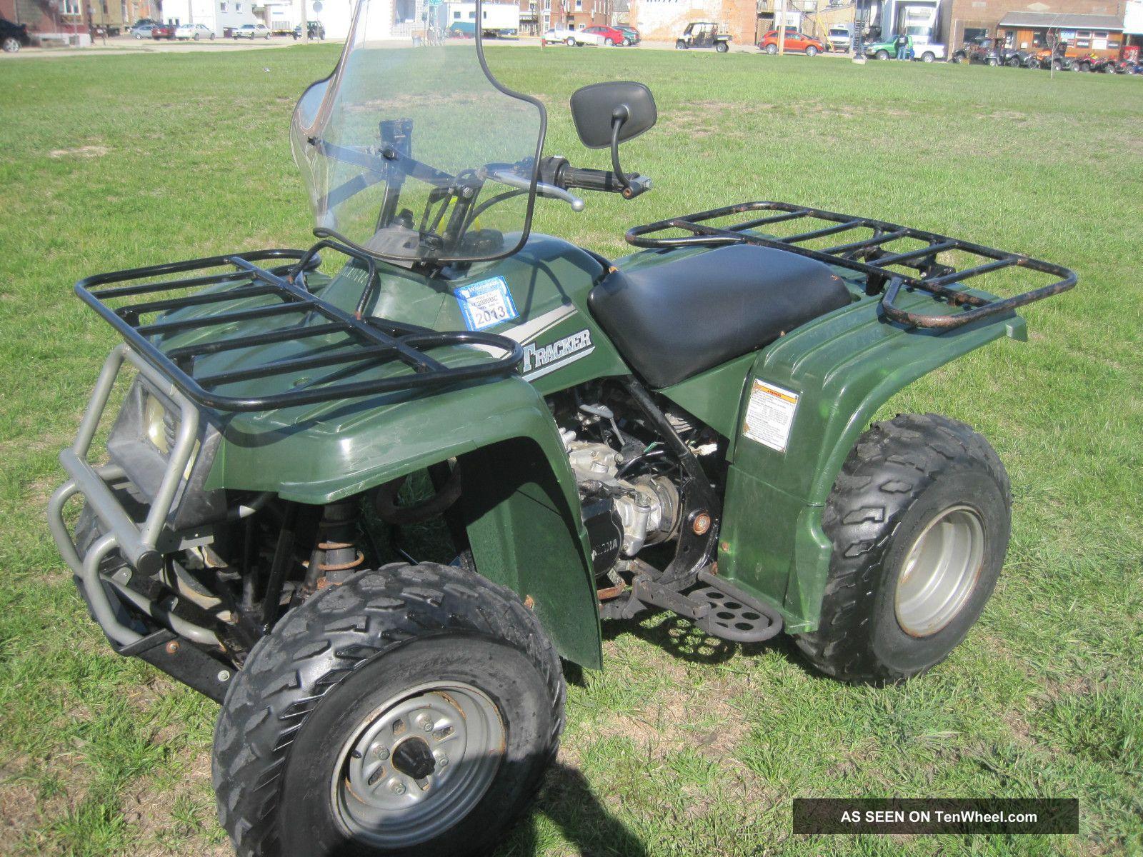 2000 Yamaha Beartracker