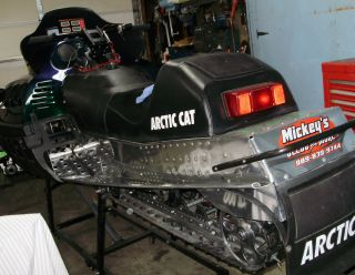 2000 Arctic Cat Zrt photo