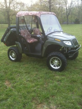 2009 Arctic Cat Prowler photo