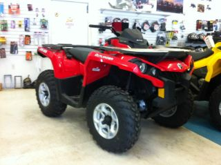 2012 Can - Am Outlander photo