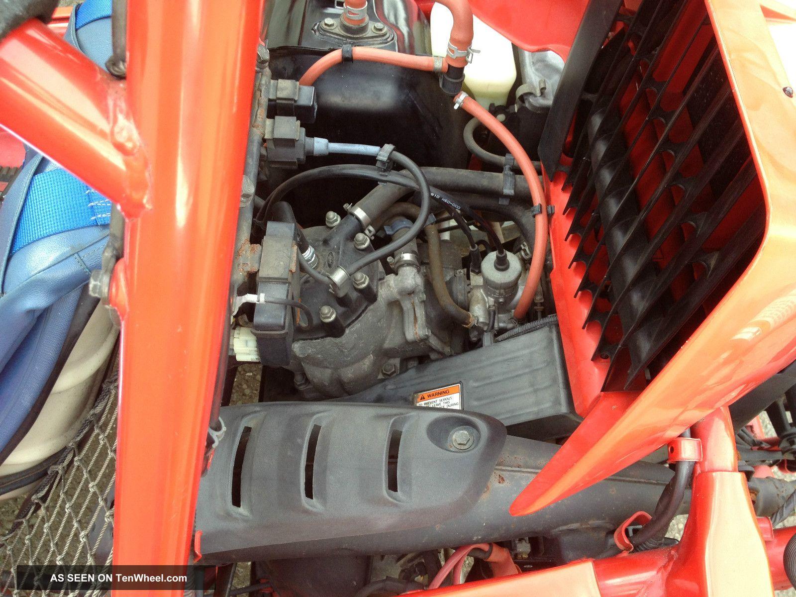 Honda Odyssey All Wheel Drive >> 1989 Honda Pilot Fl400r