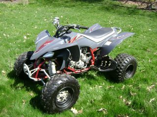 Powersports atvs yamaha web museum for 2008 yamaha yfz450