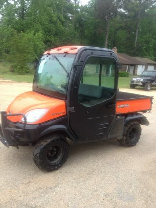 2009 Kubota Rtv 1100 photo