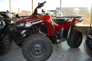 2011 Kawasaki Kvf650 photo