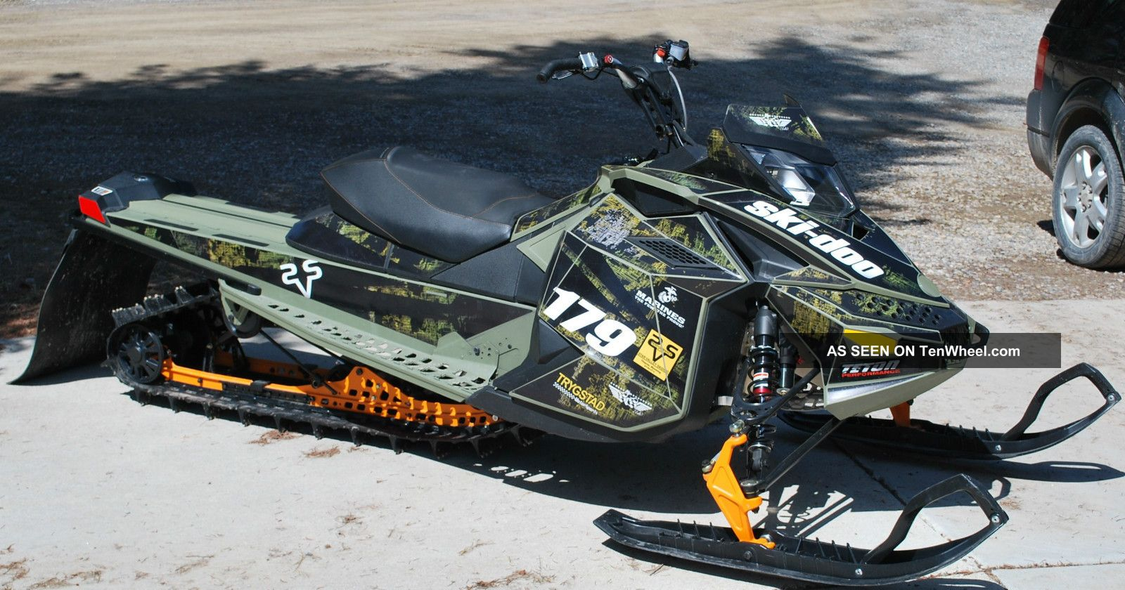 Yamaha Sled Wraps >> 2013 Ski Doo Freeride Wraps | www.imgkid.com - The Image Kid Has It!