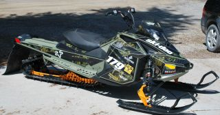 2013 Ski - Doo Freeride photo