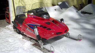 1996 Yamaha V Max 4 photo
