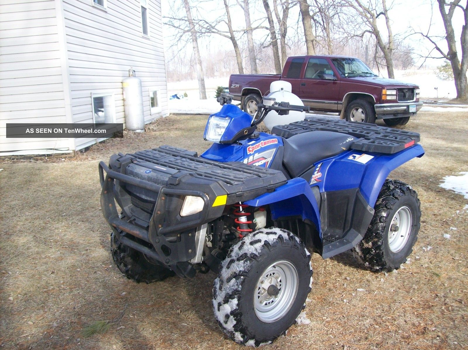 2005 polaris sportsman 400 manual