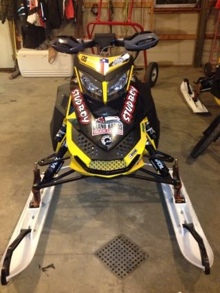 2013 Ski - Doo 600 Mxzx Rs photo