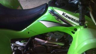 2003 Kawasaki Kfx photo
