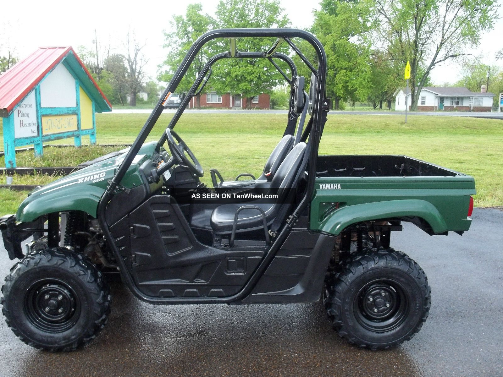 2006 rhino 660 autos post for 2006 yamaha grizzly 660 value