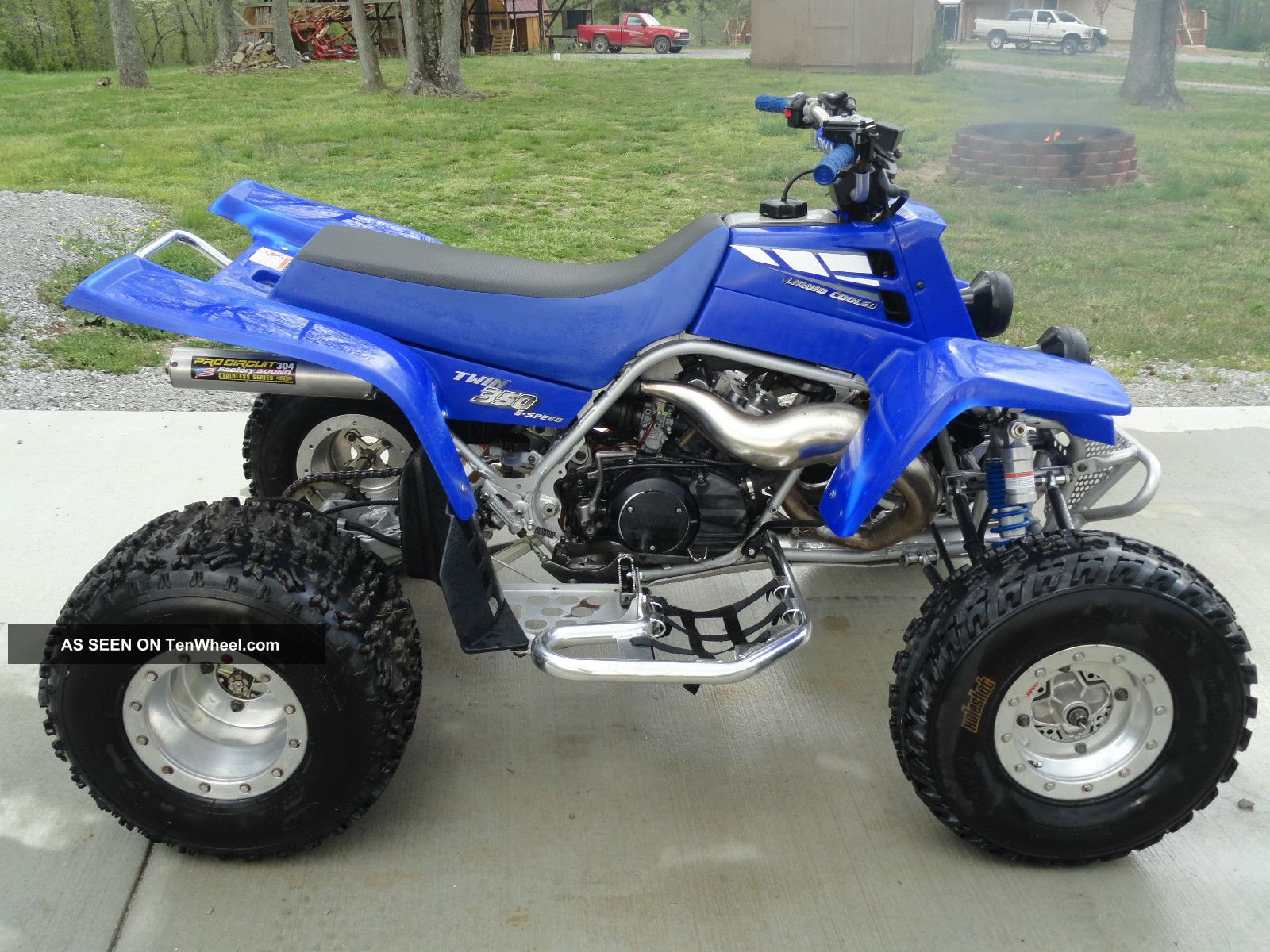 2014 Yamaha Banshee Autos Post