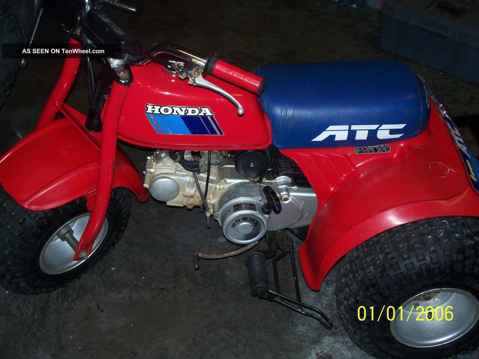 1985 honda big red 250 service manual