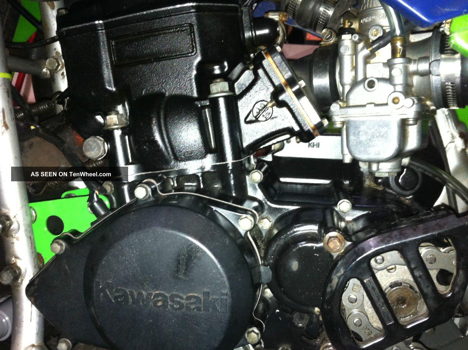 Kawasaki Tecate  Top Speed