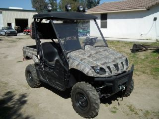 2007 Yamaha Rhino photo