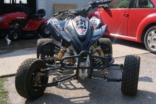 2008 Kawasaki Kfx450r photo