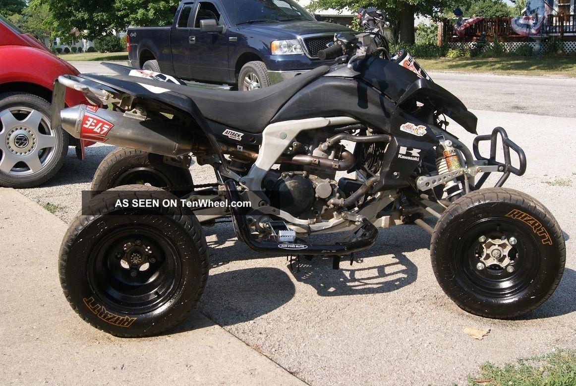 2008 Kawasaki Kfx450r