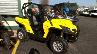 2012 Can - Am Commander 1000 Xt photo