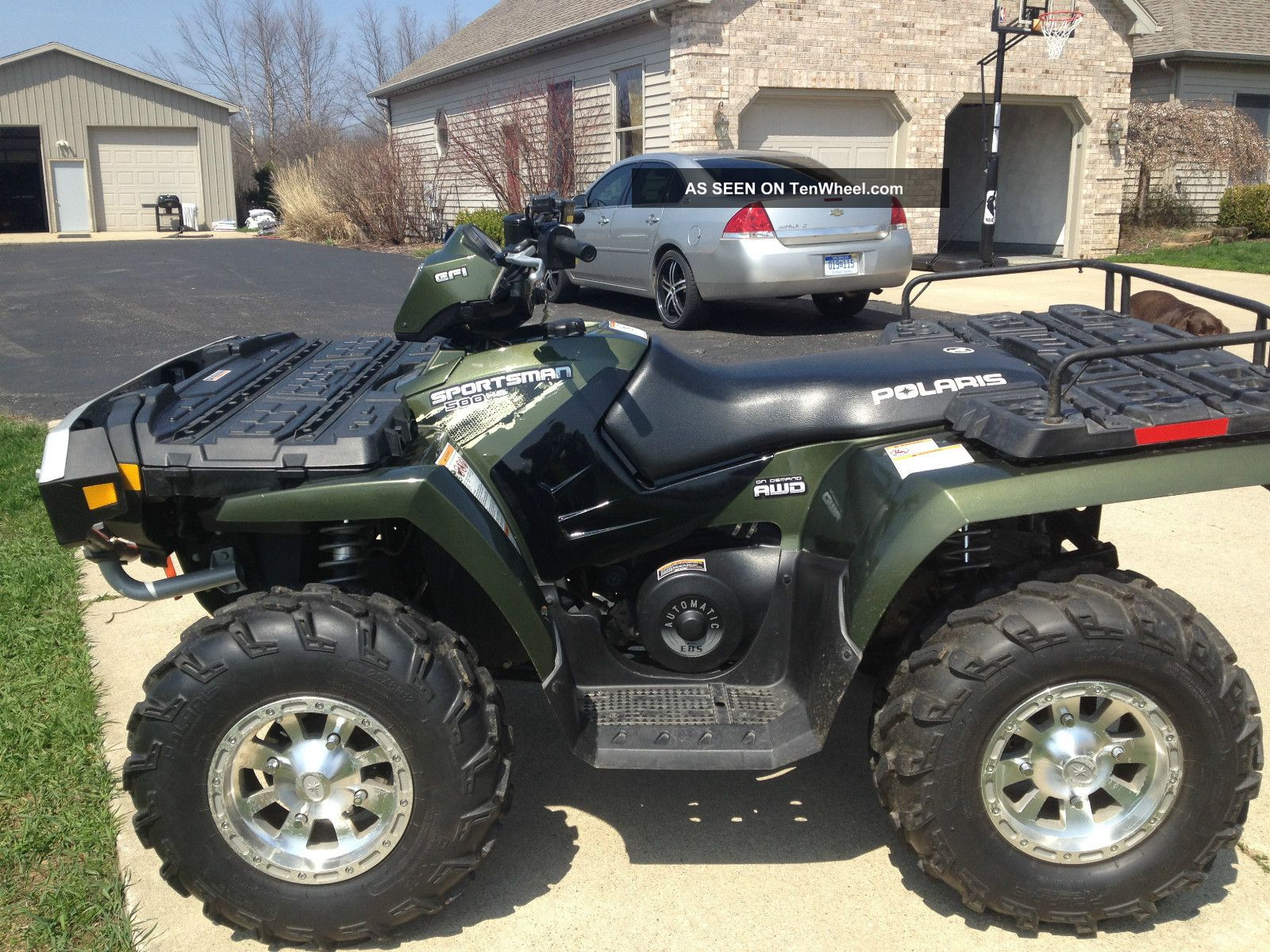 Polaris Rzr For Sale Tennessee >> Pin 2013 Polaris Sportsman 500 Ho For Sale In Knoxville Tennessee on Pinterest