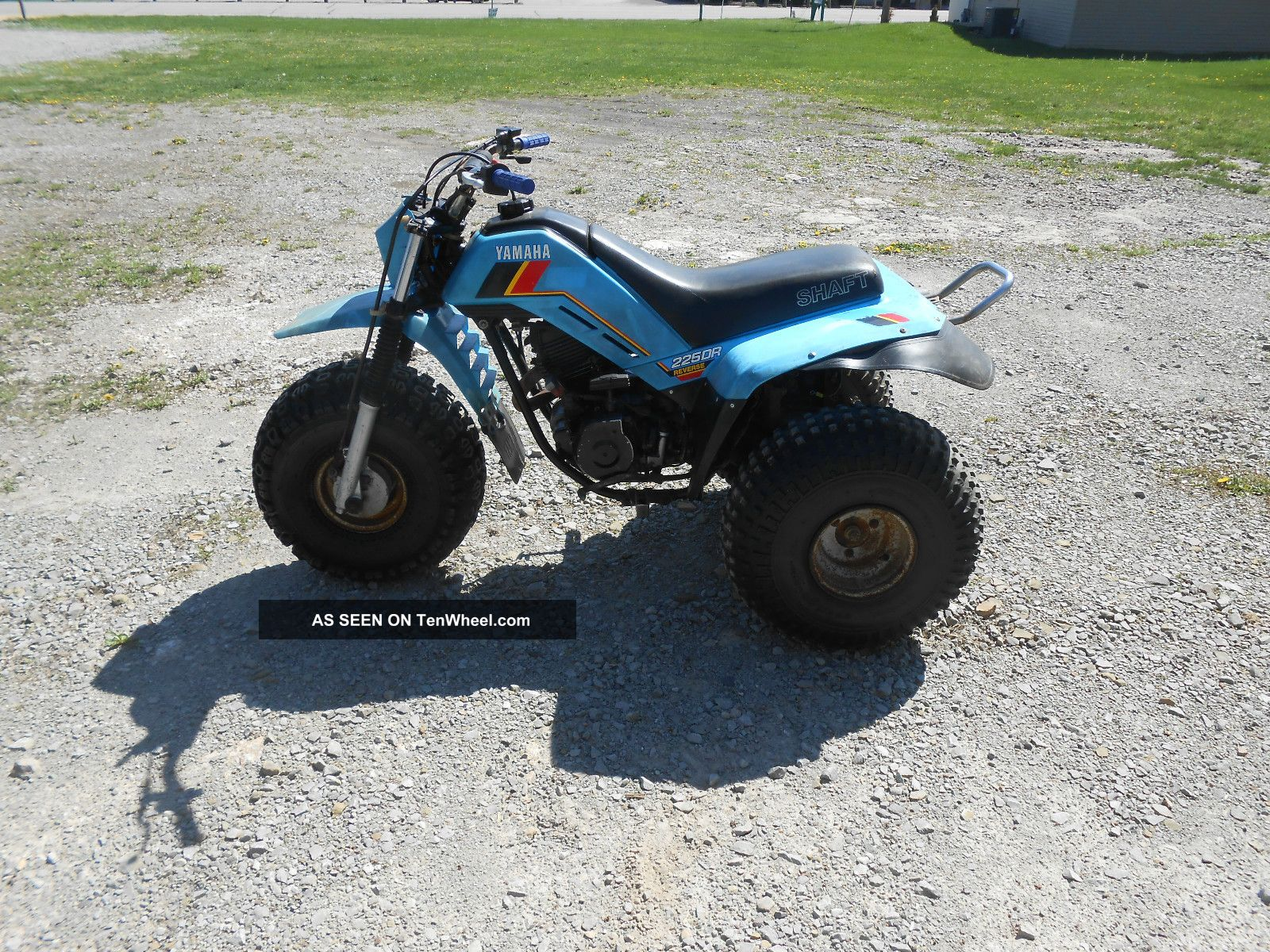 1985 yamaha 225 3 wheeler pictures to pin on pinterest