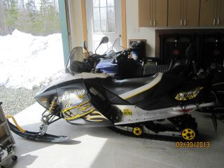 2007 Ski - Doo Mx Z Blizzard 600 H.  O.  Sdi photo