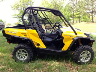 2013 Can - Am Commander 1000 Xt photo