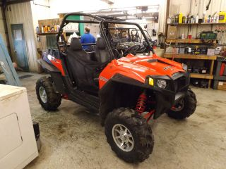 2013 Polaris Rzr 900 Xp Efi 4x4 photo