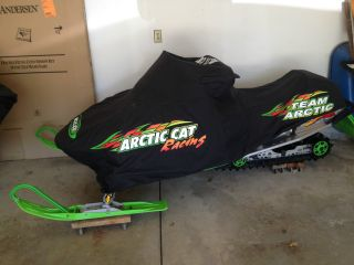2002 Arctic Cat Zr 800 photo