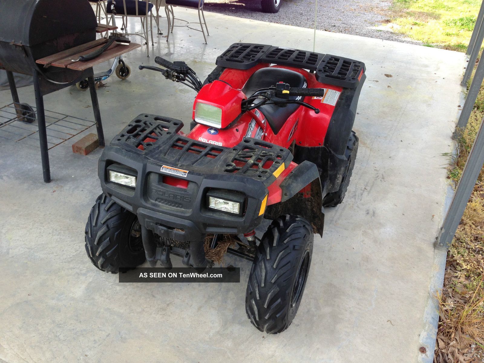 2006 Polaris Sportsman 90
