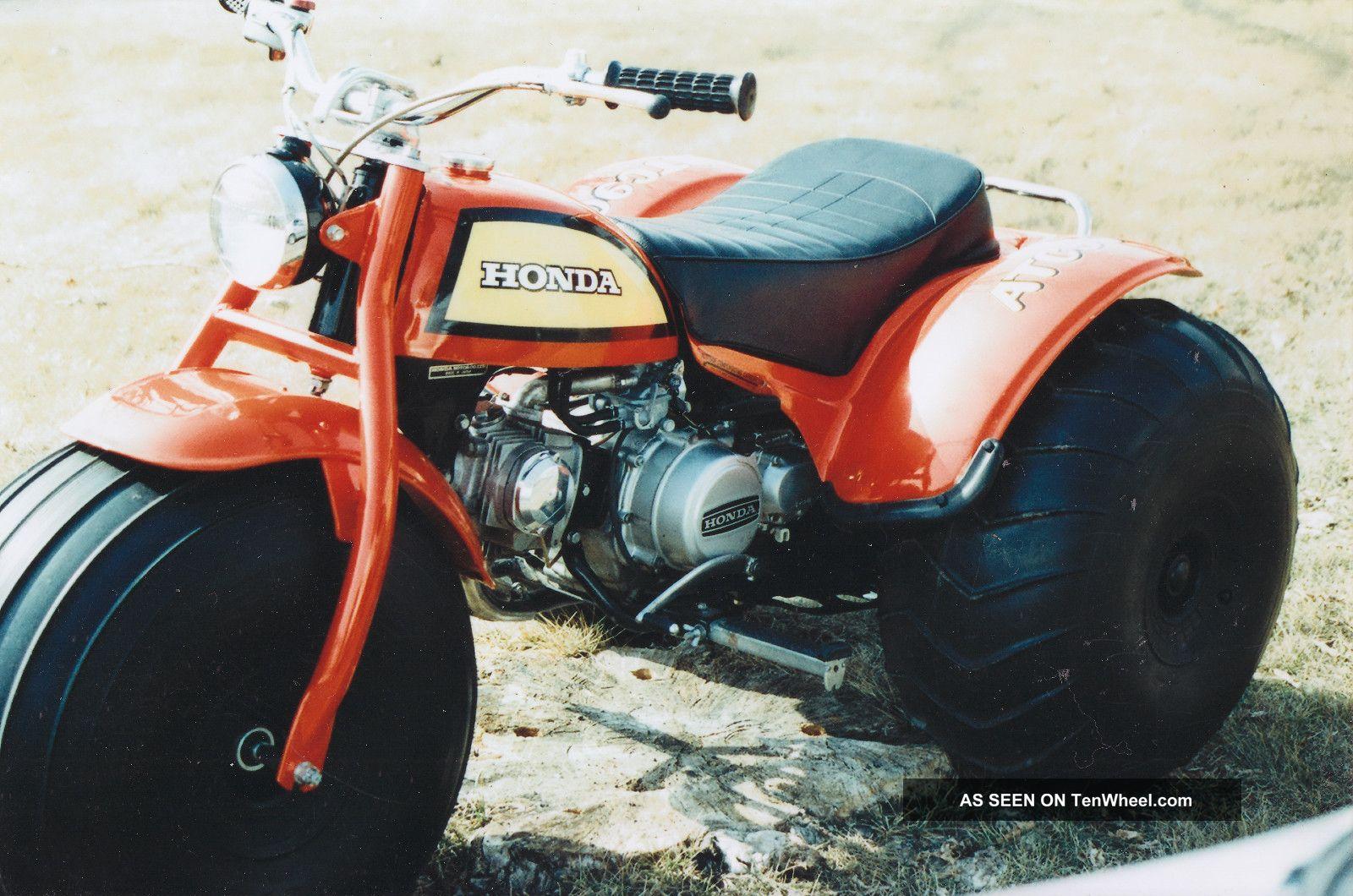 1972 Honda Atc 90 Honda photo