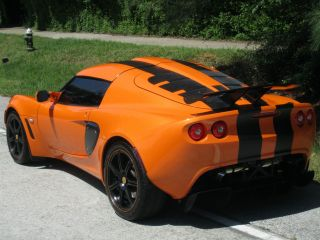 2006 Lotus Exige Chrome Orange Elise Upgrade Sound Lsd Viper Cobra M3 M5 M6 Srt photo