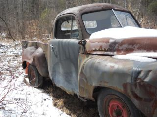 1951 Studebaker Pickup Truck photo
