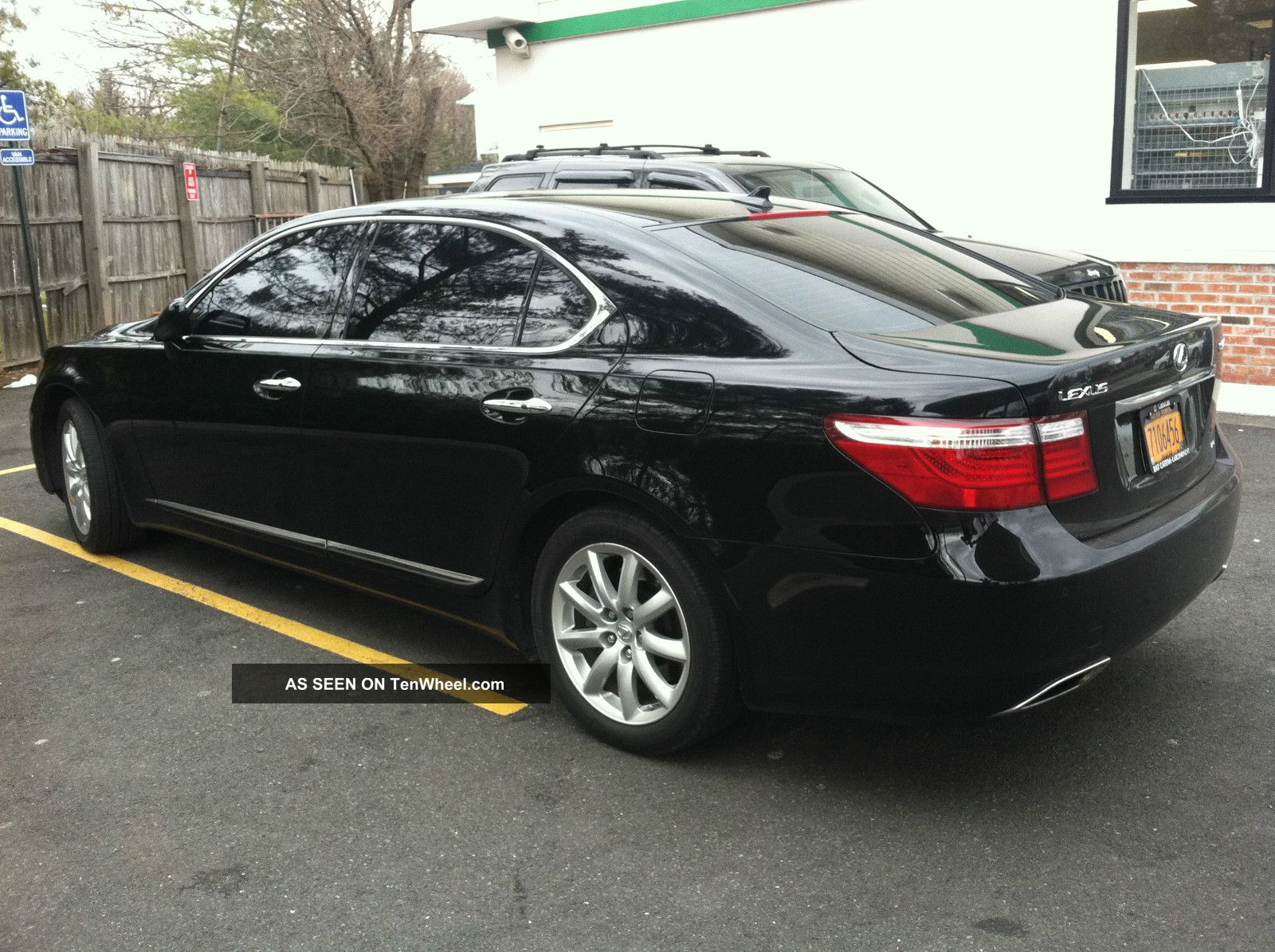 2009 Lexus Ls460 L Luxury Edition LS photo