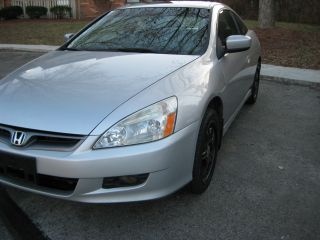 2006 Honda Accord Ex - L Coupe / Sport / Manual photo