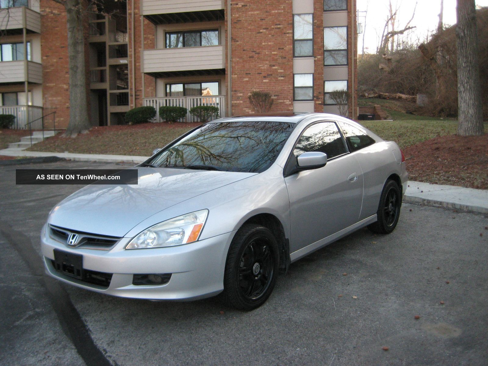 2006 honda accord ex l coupe sport manual. Black Bedroom Furniture Sets. Home Design Ideas