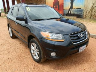 2011 Hyundai Santa Fe Limited photo