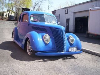 1937 Ford Street Rod Steel Body photo