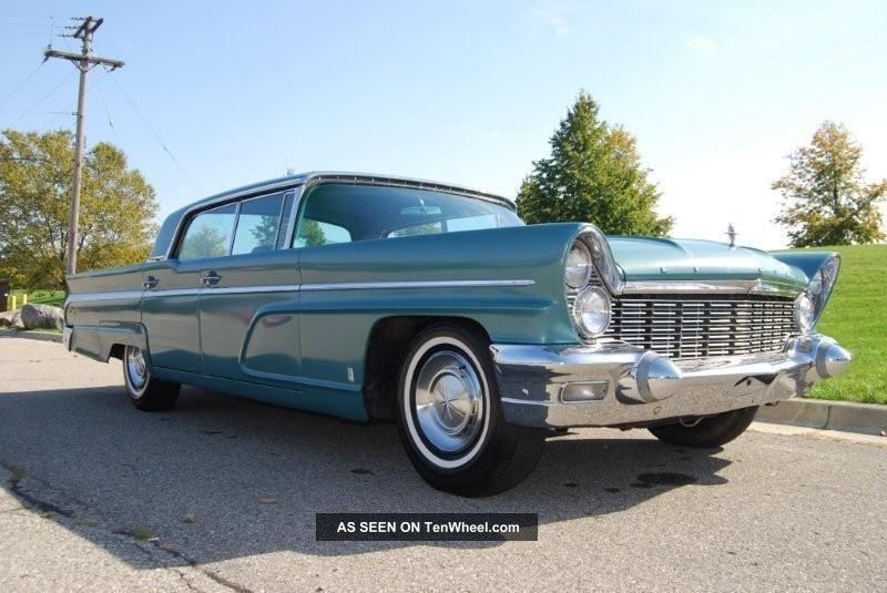 1960 Lincoln Premier 4 Door Sedan Hardtop Other photo